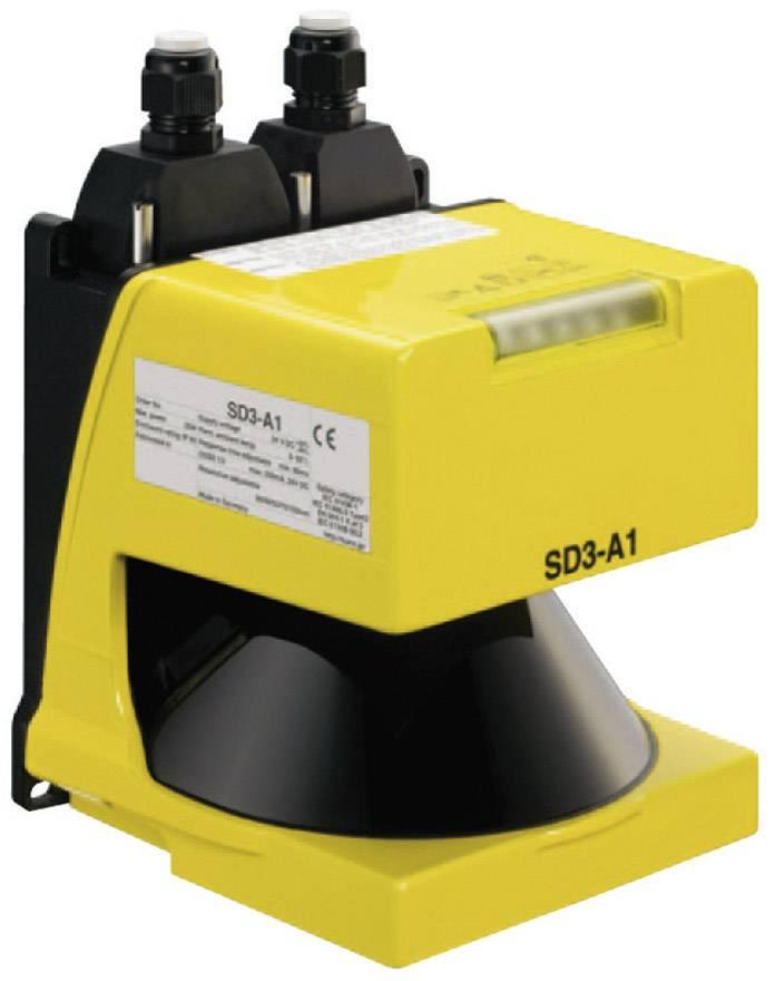 Bezpečnostní laserový skener Panasonic SD3-A1 (+20/-30 %) 24 V/DC Dosah (190 °) max. 50 m