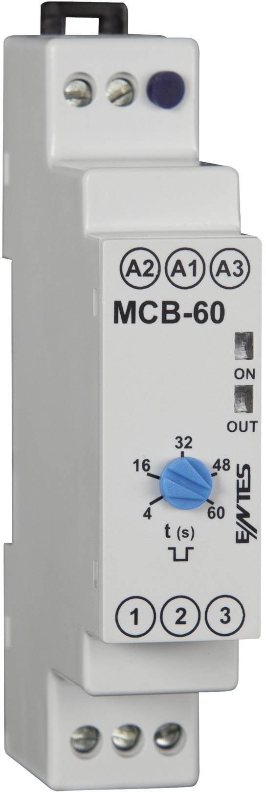Časové relé ENTES MCB-60, 8 A