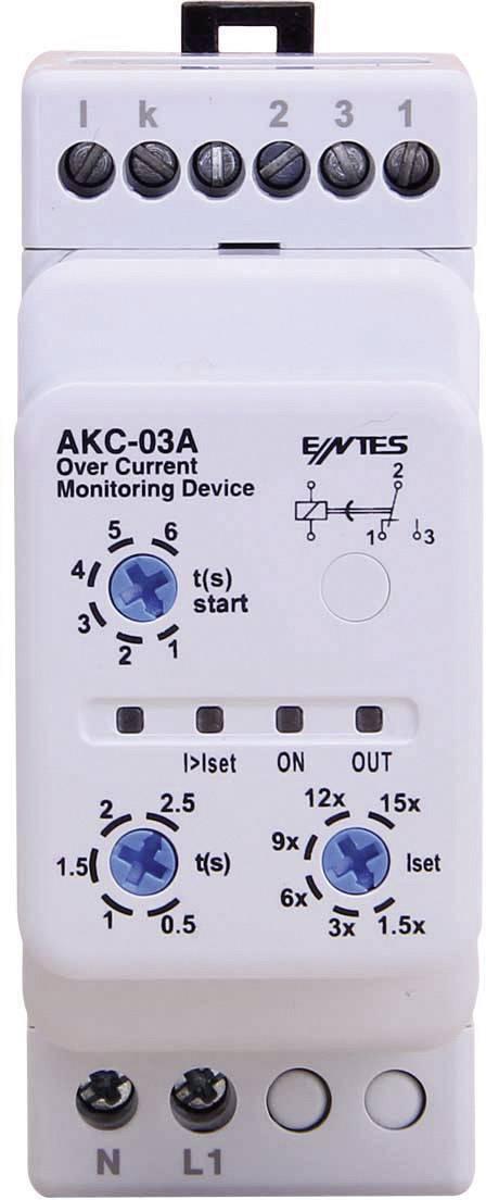 Kontrolné relé ENTES AKC-03A 101345