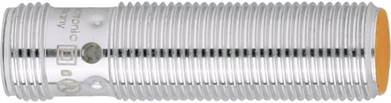 Indukčný senzor priblíženia ifm Electronic IFS204, M12, spínacia vzdialenosť (max.) 4 mm