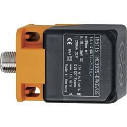 Indukční senzor přiblížení ifm Electronic IM5115, 40 x 40 mm, zarovnaná, PNP,spínací vzdálenost (max.) 20 mm