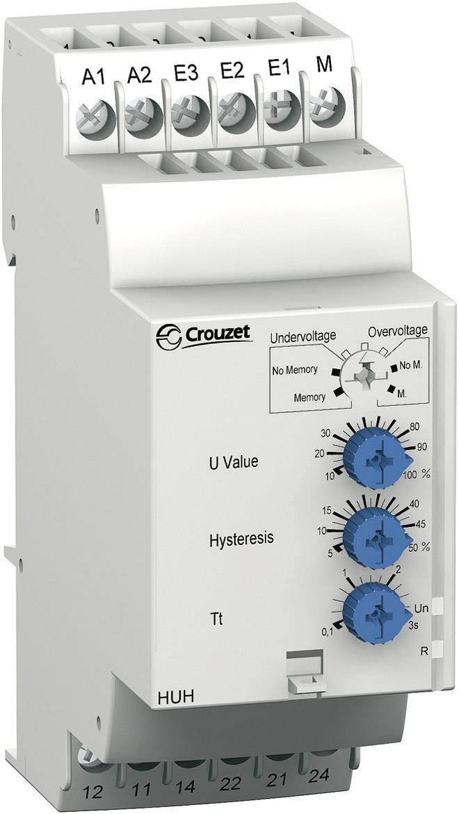 Relé pro monitoring napětí Crouzet, 84872130, HUH