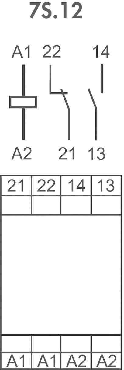 Reléový modul Finder 7S.12.9.024.5110