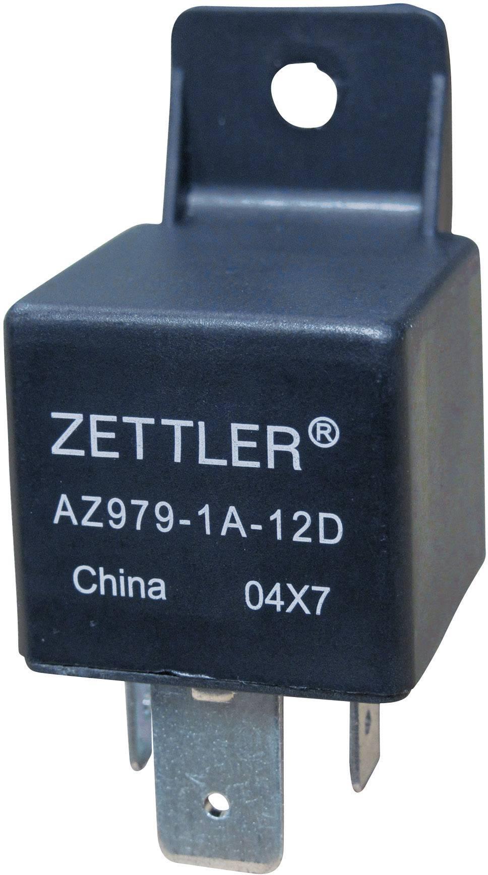 Miniaturní automobilové relé Zettler Electronics AZ979-1A-24D