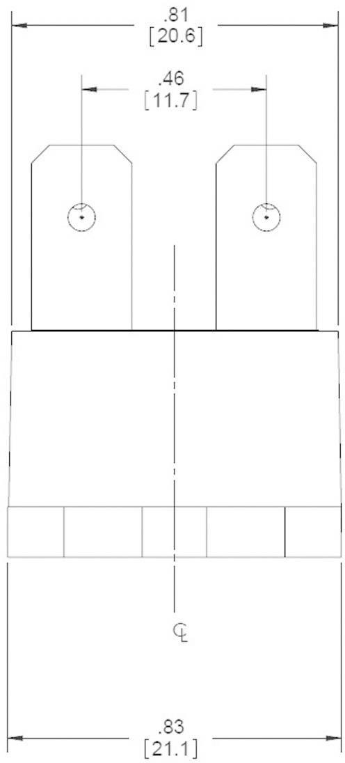 Polovodičové relé Crydom EL240A10-12 EL240A10-12, 10 A, 1 ks