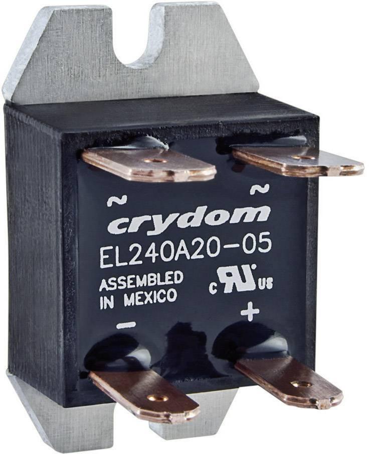 Polovodičové relé Crydom EL240A5-12 EL240A5-12, 5 A, 1 ks