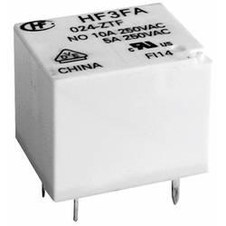 Relé Hongfa, HF3FA/012-ZTF, 10 A , 30 V/DC/ 277 V/AC , 2770 VA/ 300 W