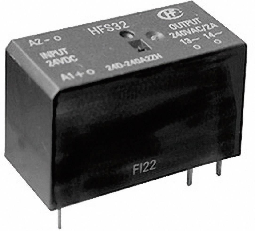 Polovodičové relé Hongfa HFS32/24D-240A2ZH HFS32/24D-240A2ZH, 2 A, 1 ks