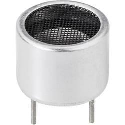 Ultrazvukový přijímač 40 kHz KPUS-40T-16R-K769, (Ø x v) 16 mm x 12 mm, rozsah 0,4 - 4 m