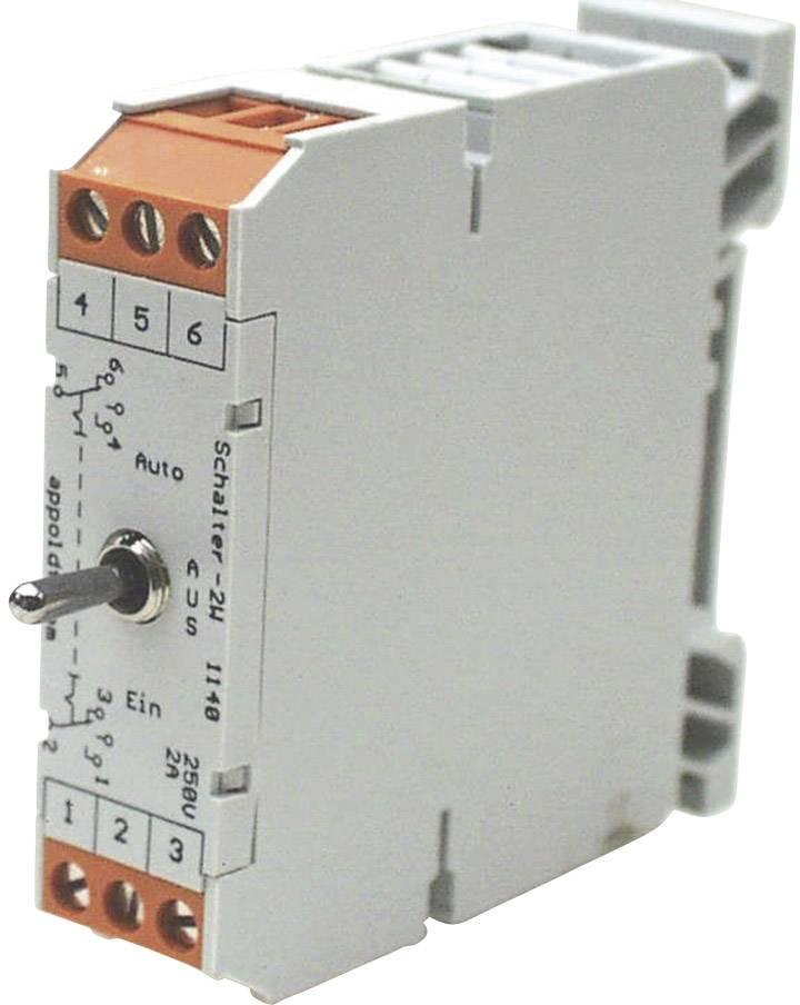 Spínací modul 1 ks Appoldt S-2W 2 přepínací kontakty