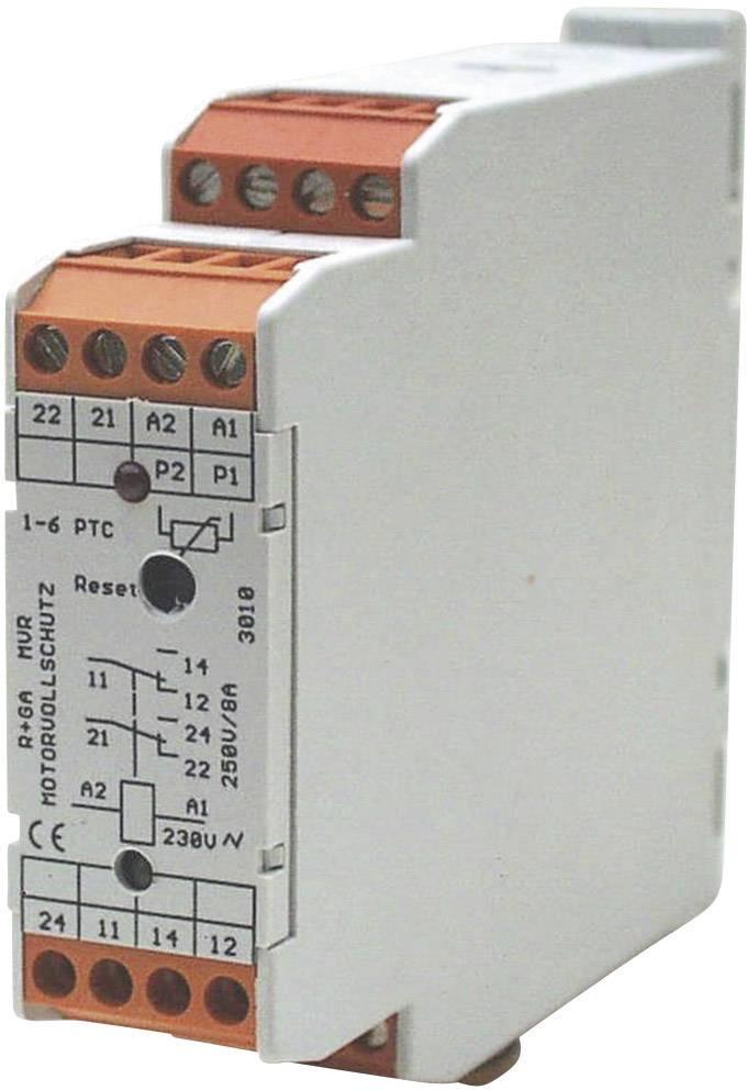 Termistorové relé Appoldt 3010, TM-W