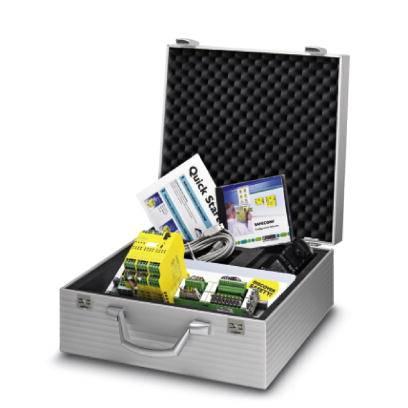 Starter kit PSR-TRISAFE STARTER KIT Phoenix Contact