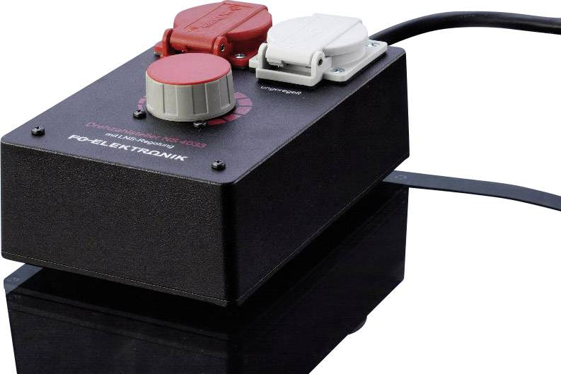Regulátor otáček FG Elektronik NS 4033, 2000 W