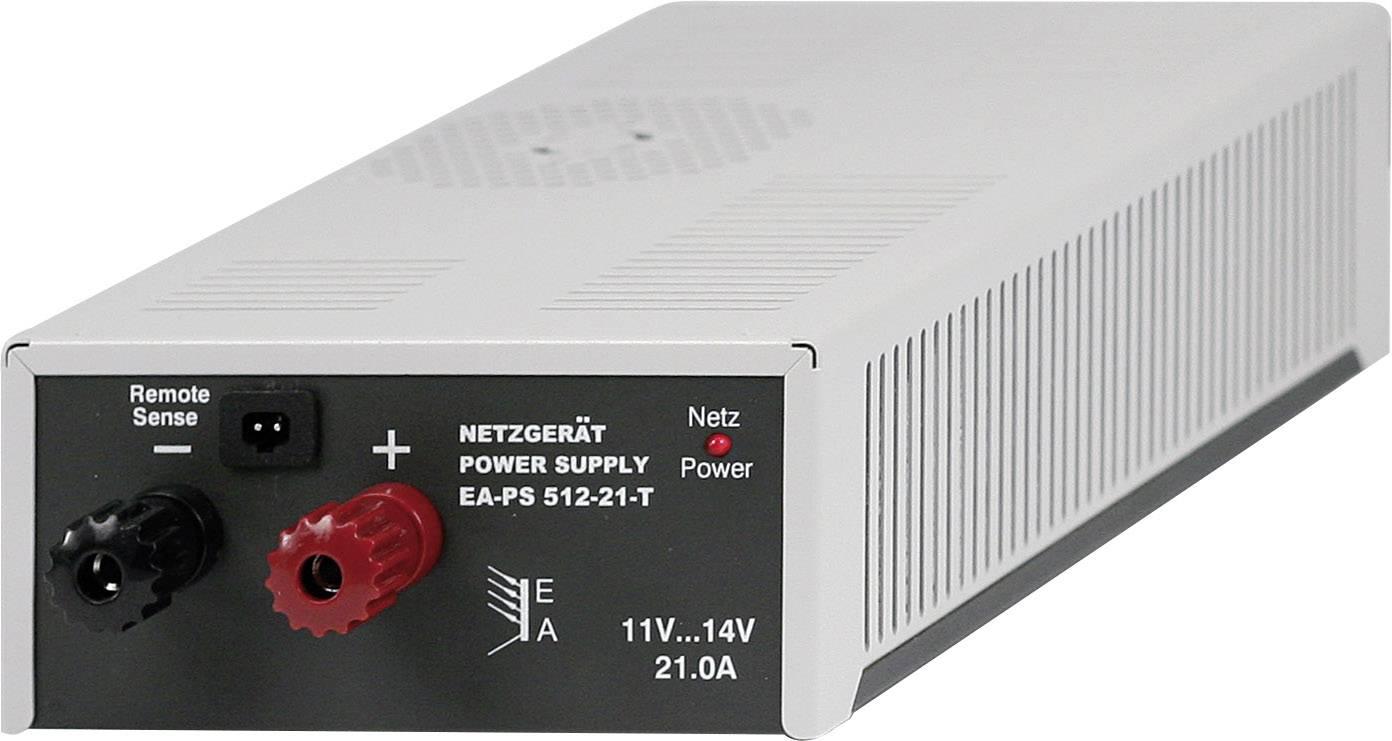 Spínaný sieťový zdroj EA-PS-512-21-T, 11 - 14 VDC, 21 A
