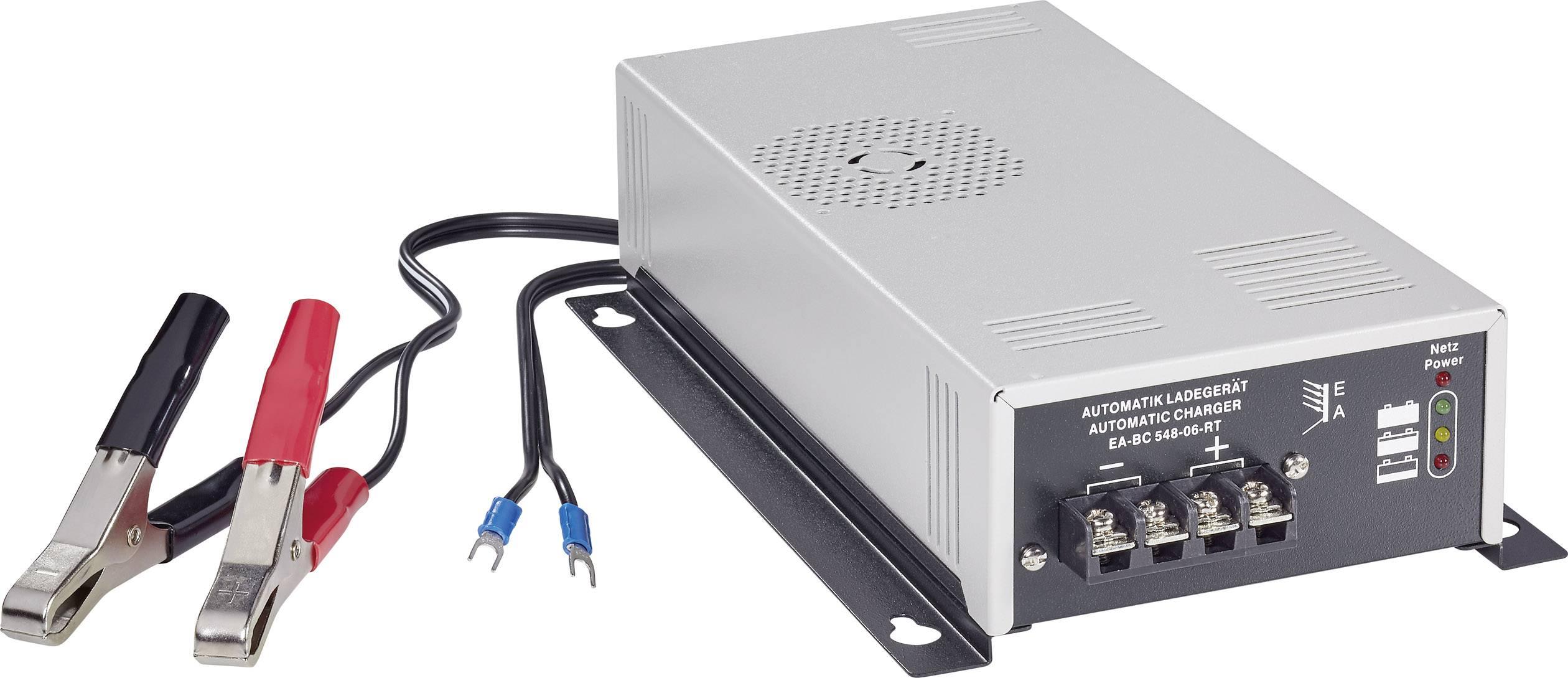 Nabíječka olověných akumulátorů EA-BC-548-06-RT, 48 V, 5,5 A