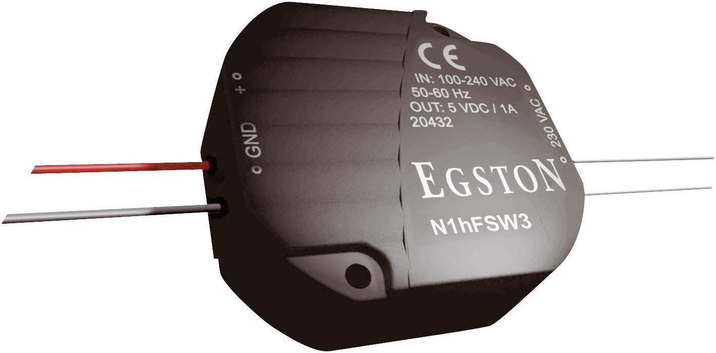 Vestavný napájecí zdroj Egston N1HFSW3, 6 V/DC, 12 W