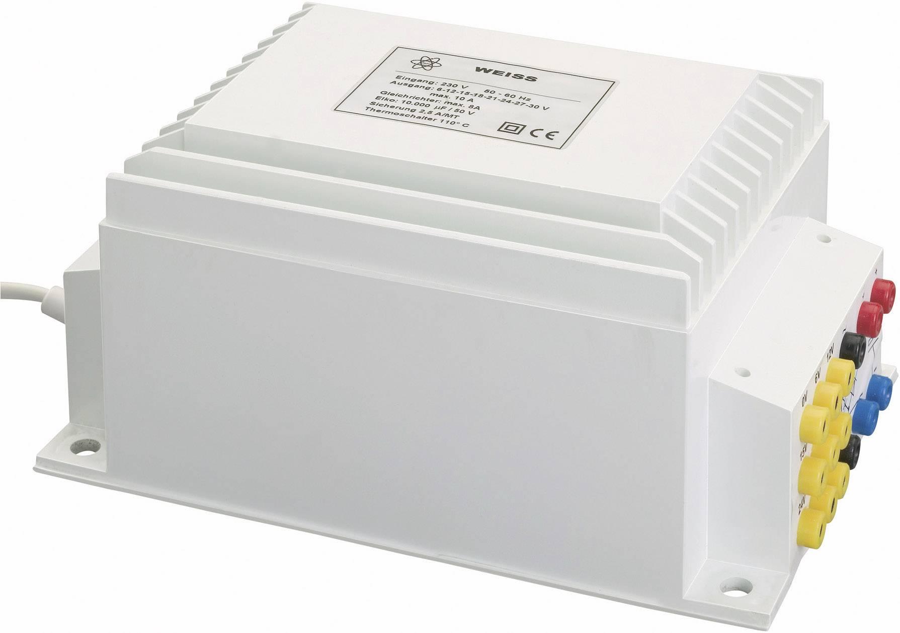 Kompaktný transformátor Weiss Elektrotechnik NGE100, 80 W, 100 VA