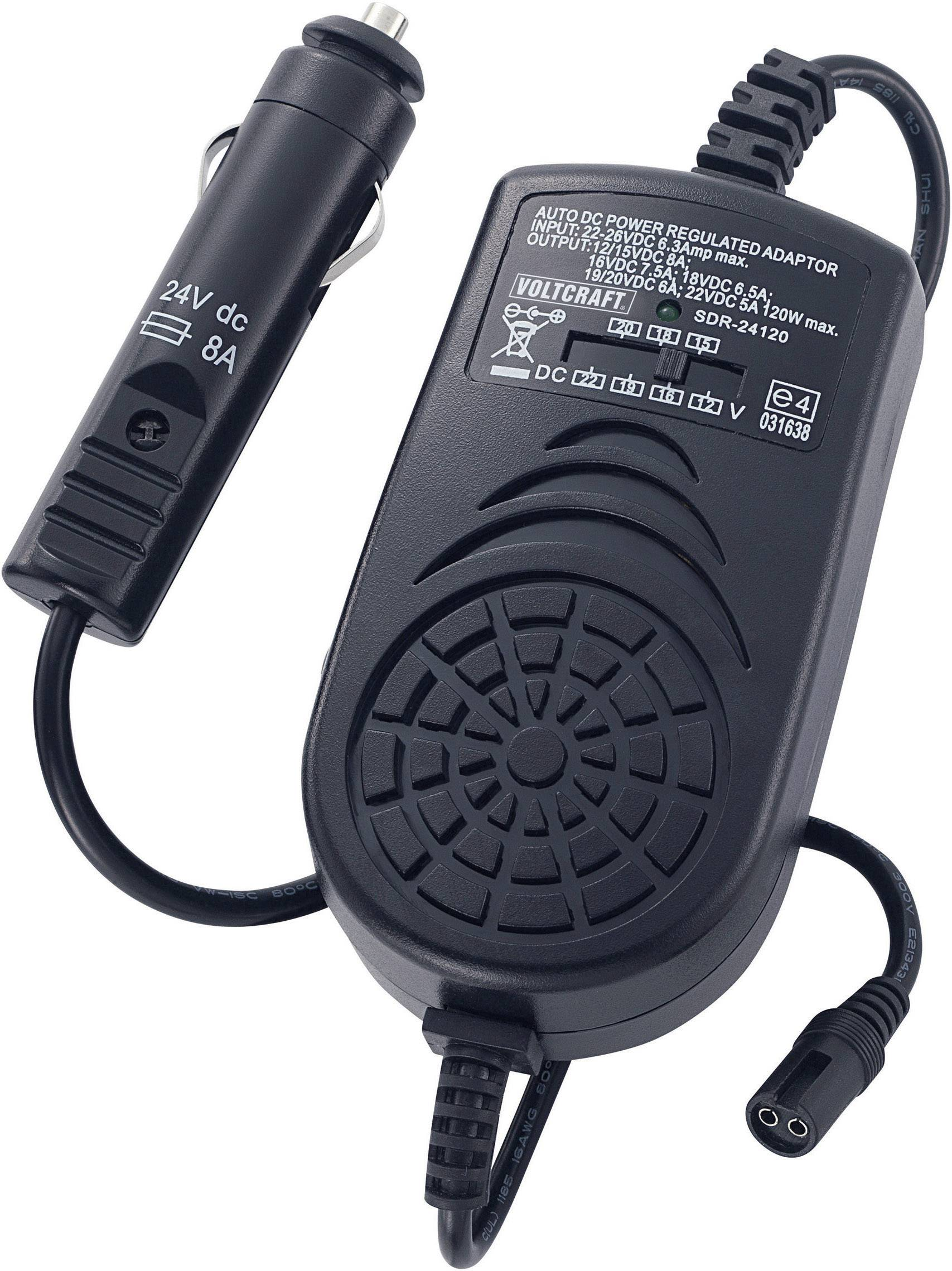 Automobilový menič série SMP-120/24