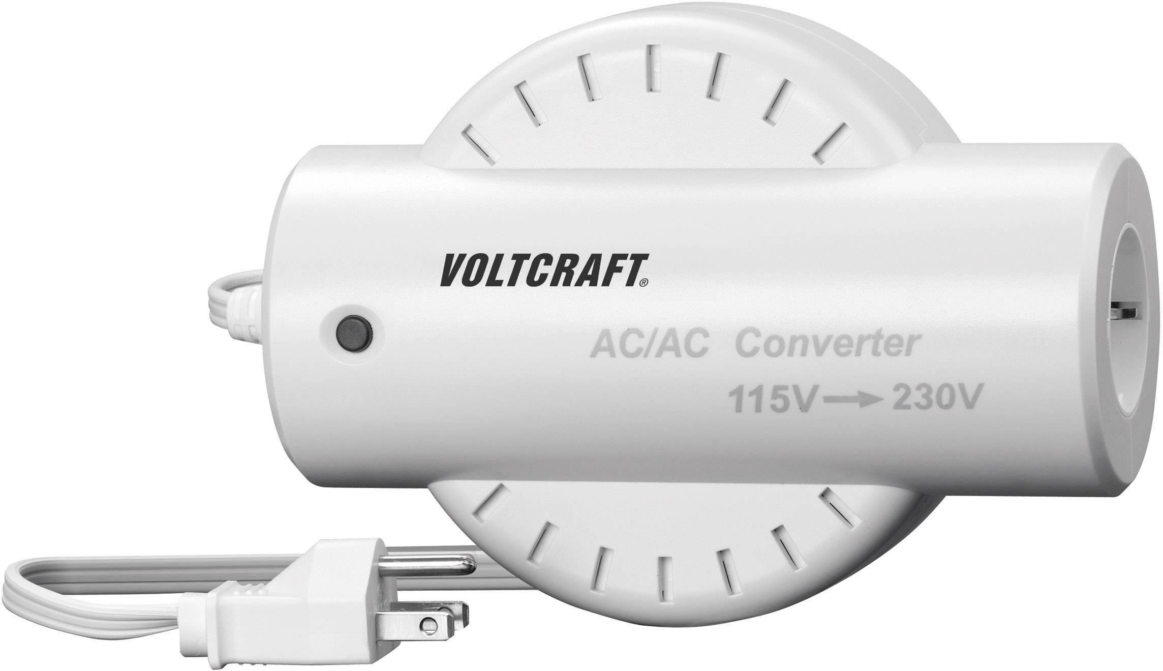 Měnič napětí Voltcraft IVC 115 /230, 115 V ⇒ 230 V