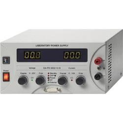 Laboratorní síťový zdroj EA-PS 3016-10B, 0 - 16 VDC, 0 - 10 A