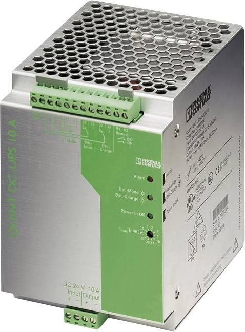 USV modul akumulátoru Phoenix Contact QUINT-DC-UPS/24DC/10AH