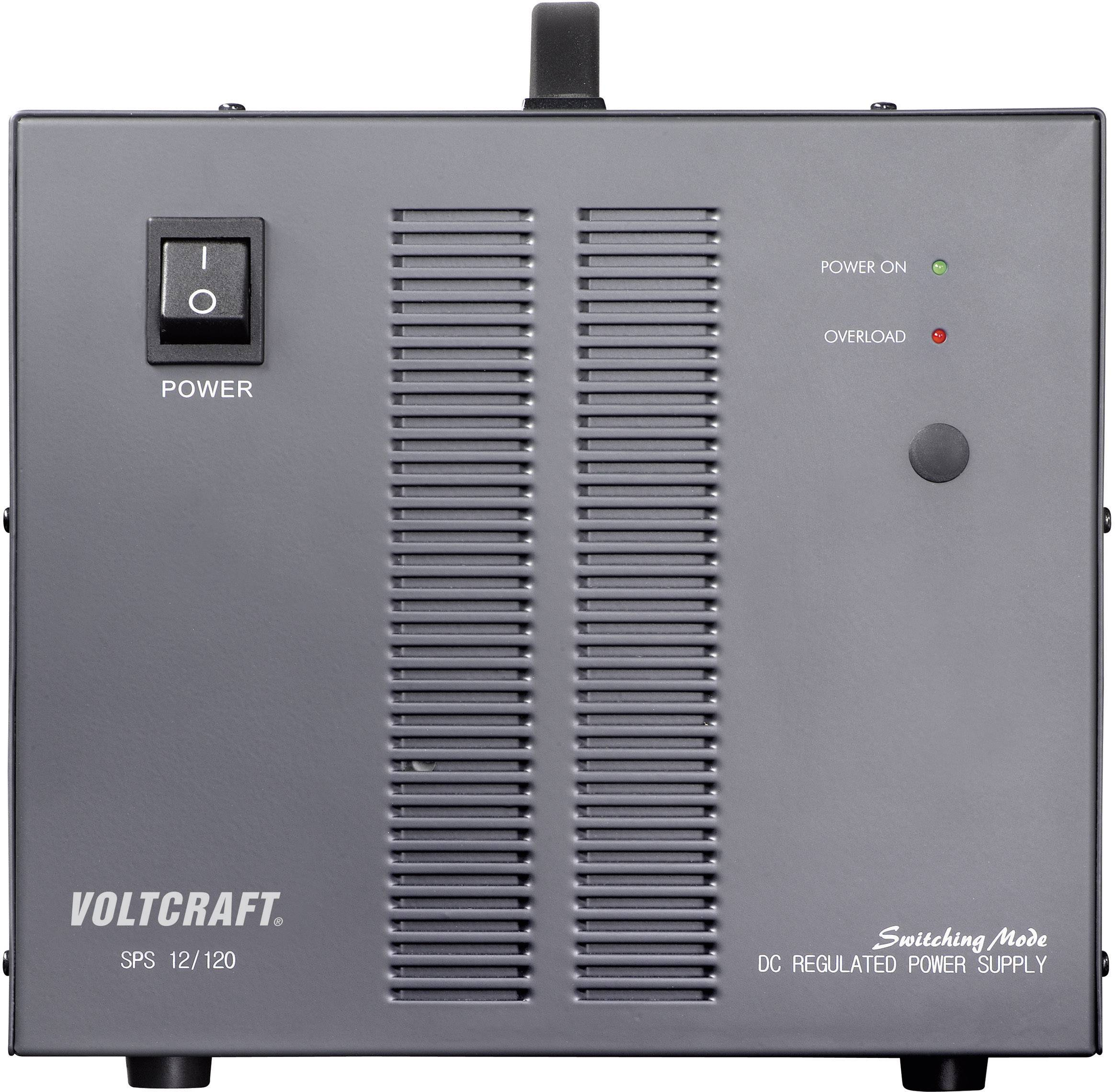 Spínaný laboratórny zdroj Voltcraft SPS-12/120, 12 - 14.5 V/DC, 120 A