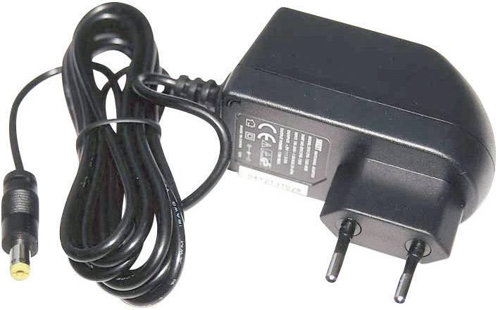 Zásuvkový adaptér so stálym napätím Dehner Elektronik SYS 1308-1808-W2E EURO, 18 W, 2400 mA