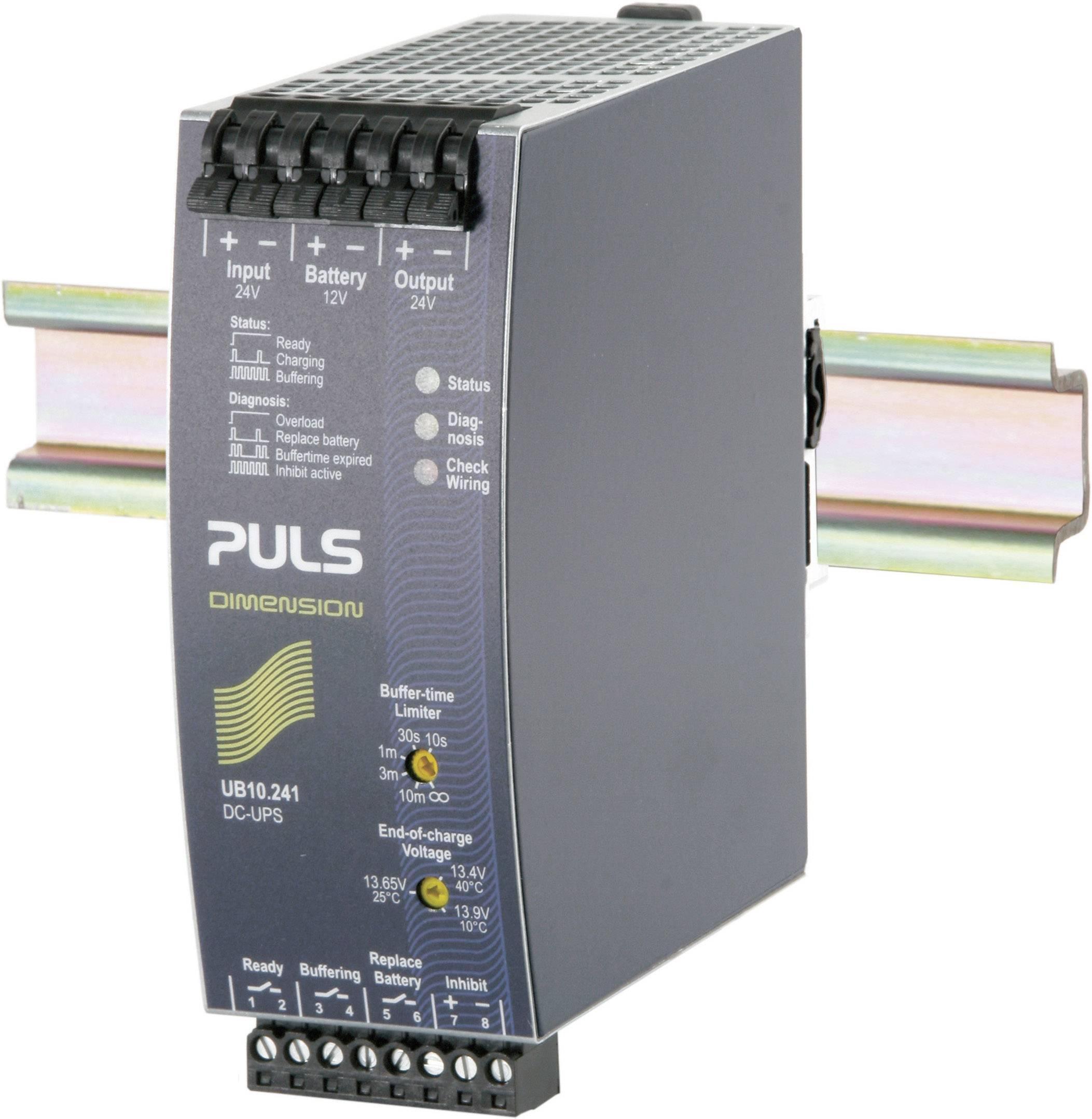 UPS spínací modul PULS DIMENSION UB10.241 UB10.241