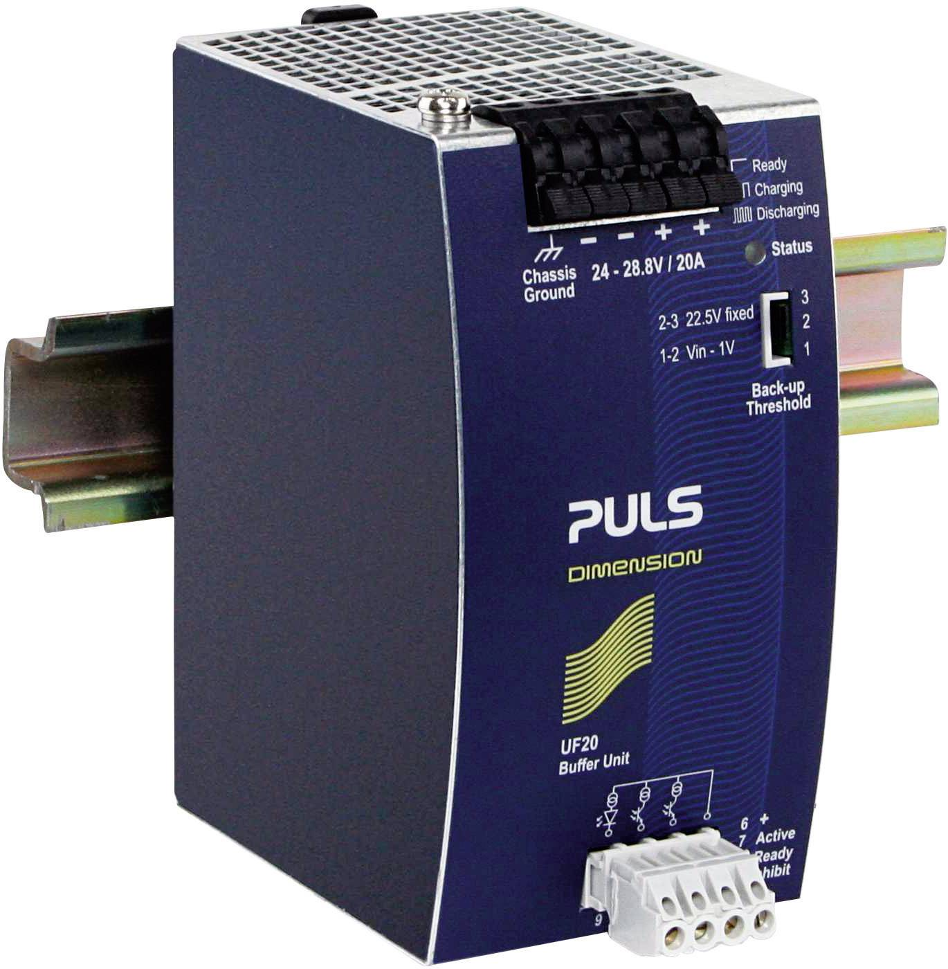 USV buffer modul PULS DIMENSION UF20.241 na DIN lištu