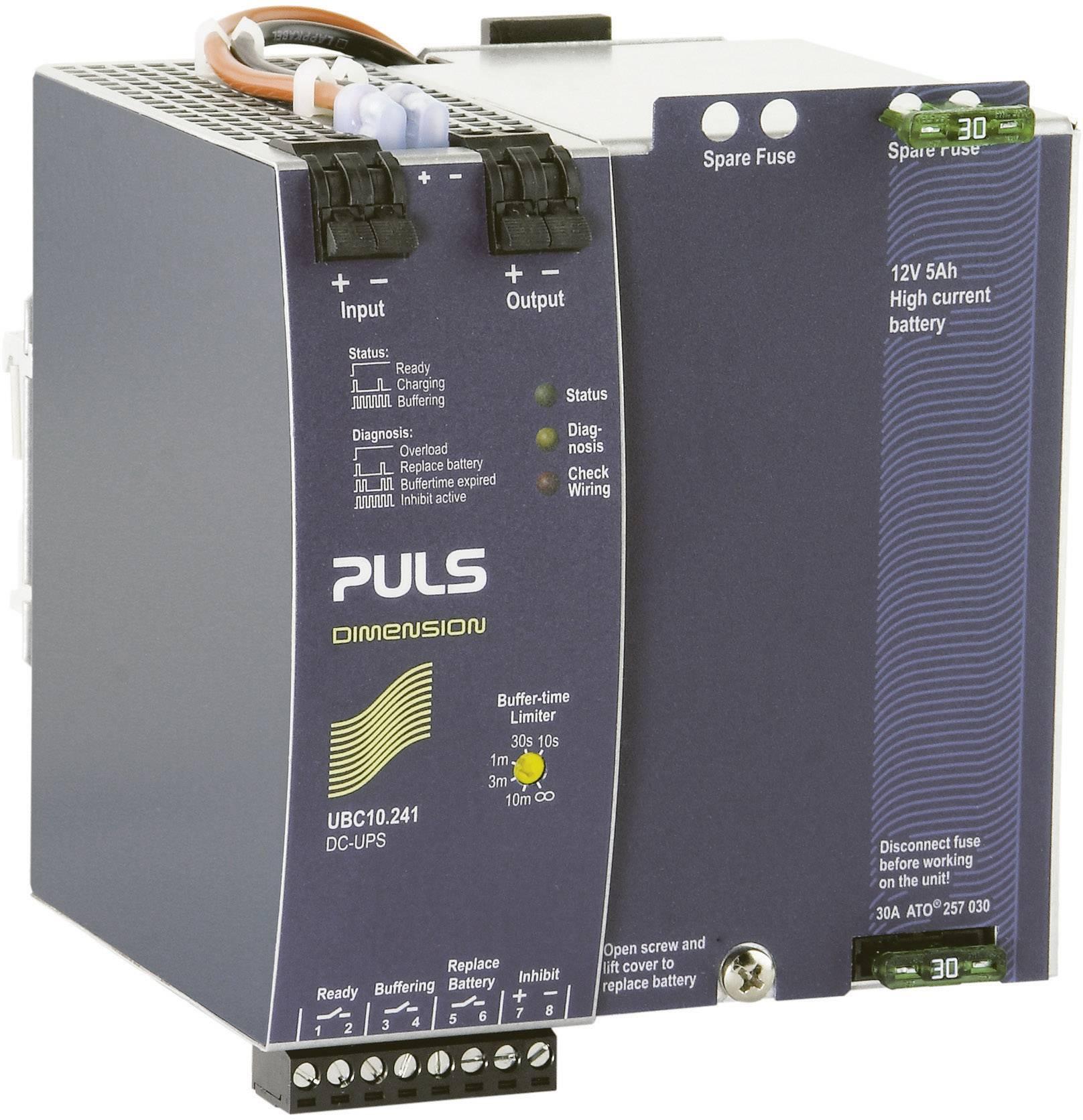 UPS spínací modul PULS DIMENSION UBC10.241 UBC10.241