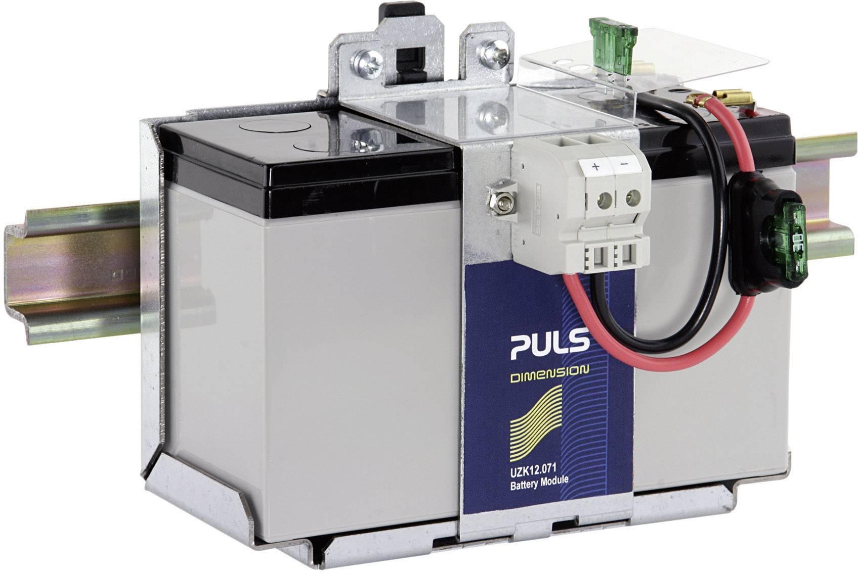 USV bateriový modul PULS DIMENSION UZK12.071na DIN lištu