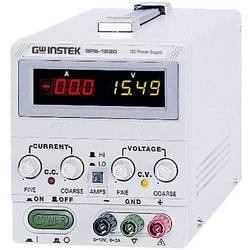 Laboratórny spínací sieťový zdroj GW Instek SPS-2415, 0 - 24 VDC, 0 - 15 A