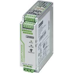 Sieťový zdroj na montážnu lištu (DIN lištu) Phoenix Contact QUINT-PS/1AC/24DC/5, 1 x, 24 V/DC, 5 A, 120 W