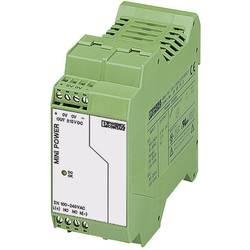 Zdroj na DIN lištu Phoenix Contact MINI-PS-100-240AC/2X15DC/1, 1 A, ± 15 V/DC