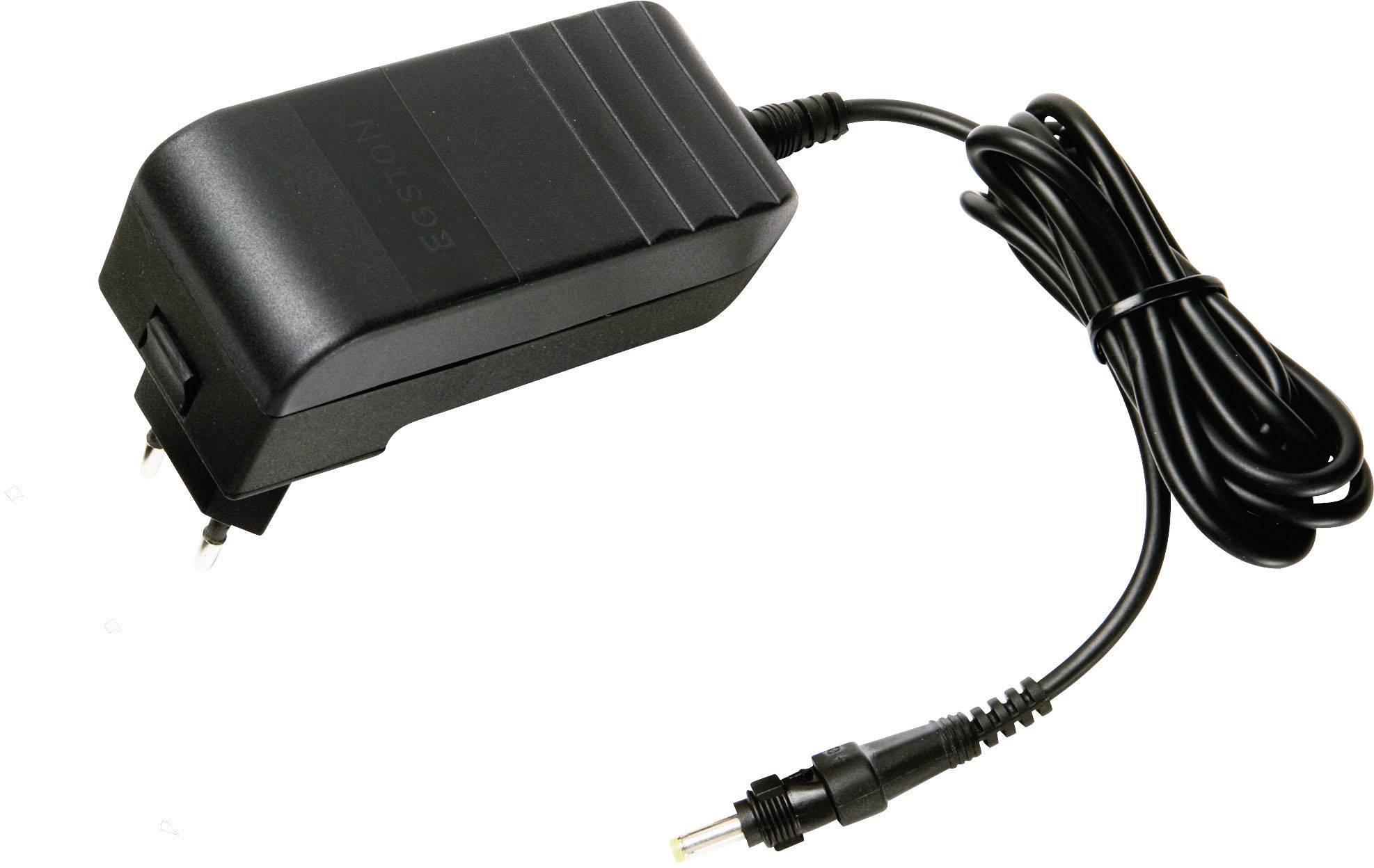 Zásuvkový adaptér so stálym napätím Egston 003920141, 12 W, 1 A