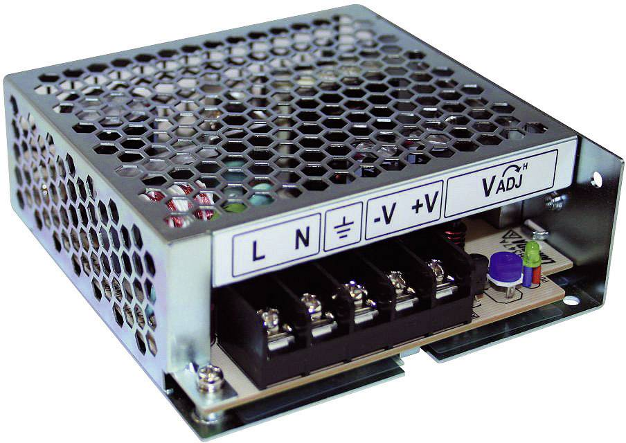 Vestavný napájecí zdroj TDK-Lambda LS-50-24, 50 W, 24 V/DC