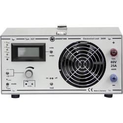 Elektronická zátěž Statron 3227.1, 80 V/DC 25.5 A, 400 W, Kalibrováno dle (ISO)