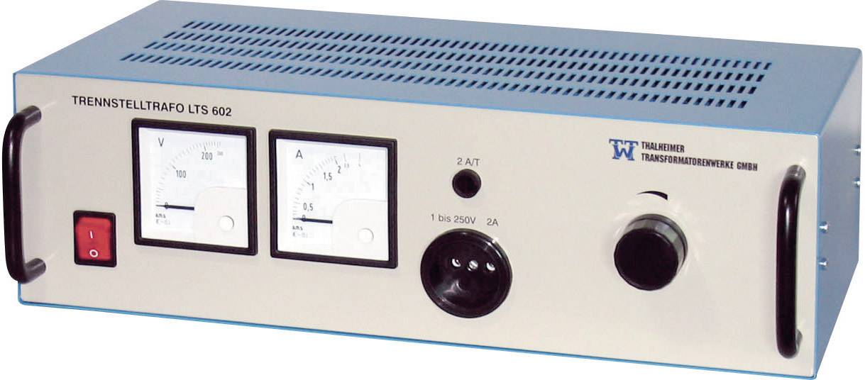 Laboratorní transformátor Thalheimer LTS 606