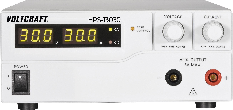 Spínaný laboratórny zdroj Voltcraft HPS-11560, 1 - 15 V, 0 - 60 A