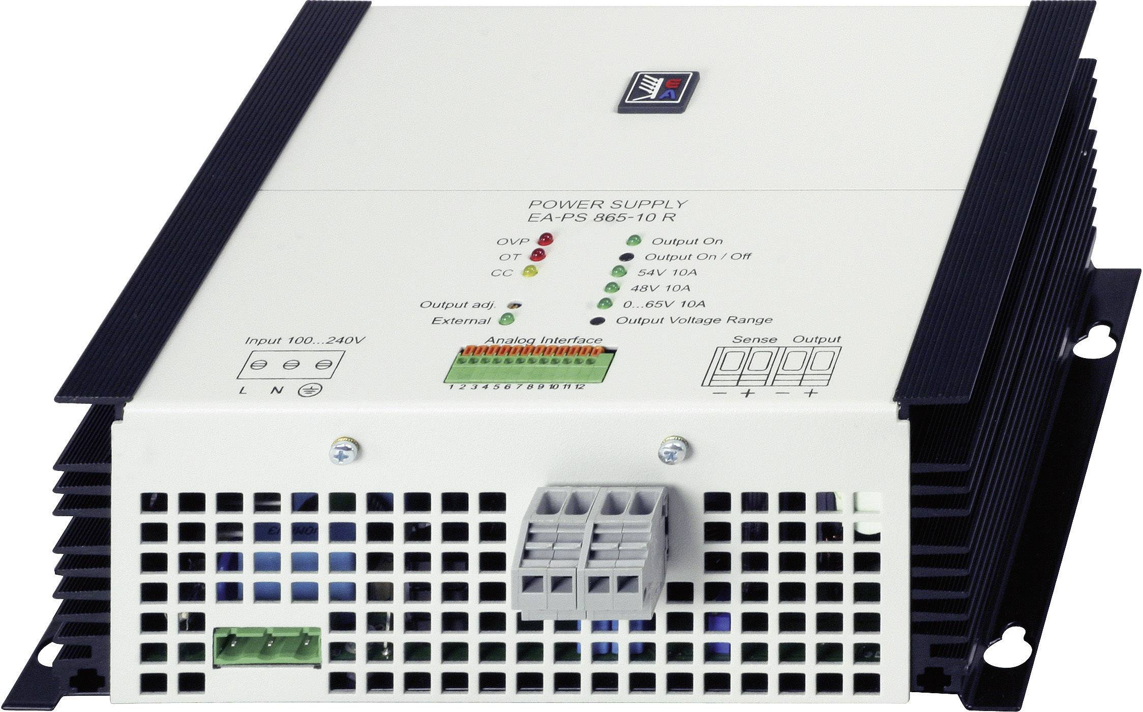 Externí napájecí zdroj EA-PS 832-10R, 0 - 32 VDC, 320 W