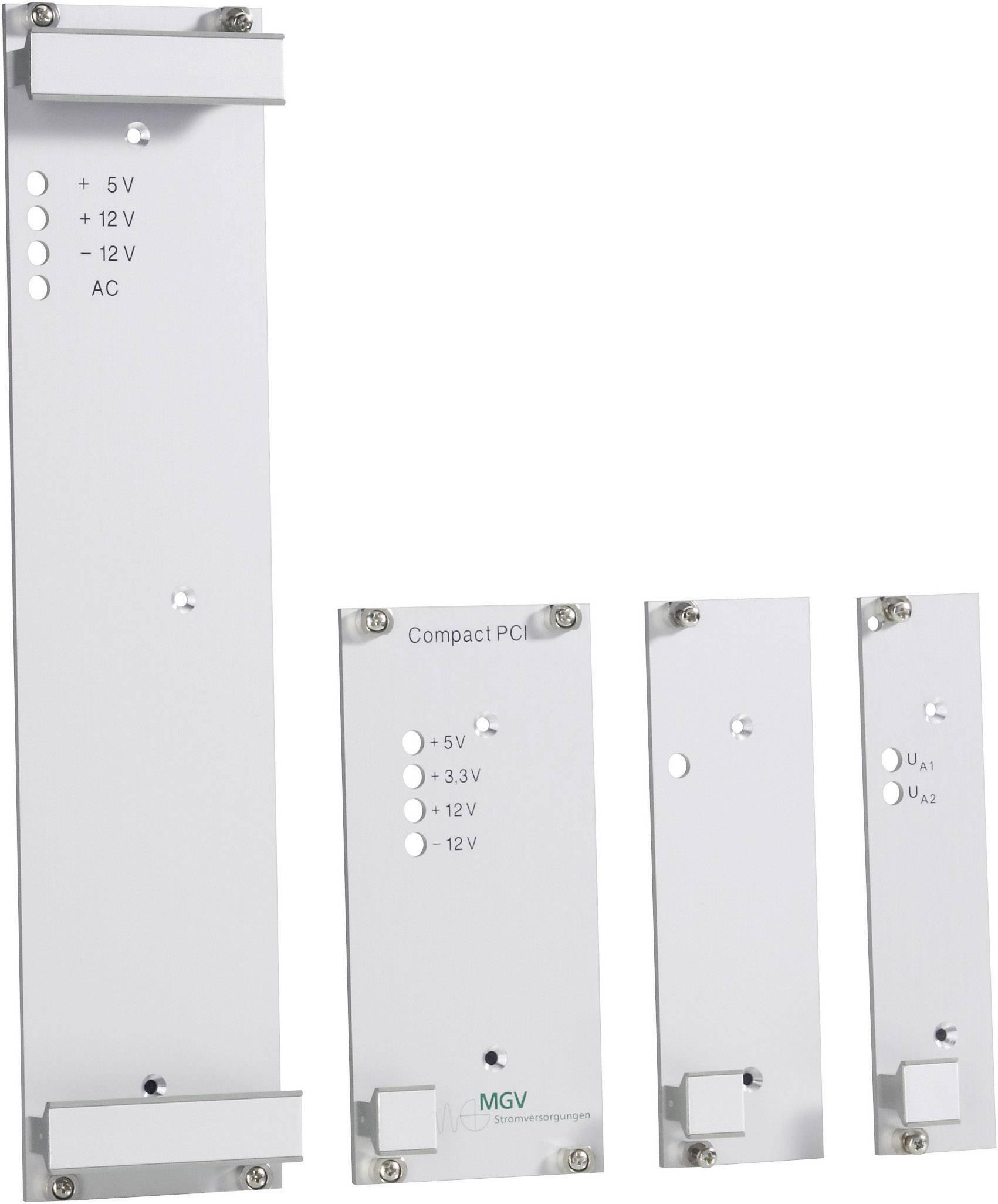 Čelní panel P60-6TE