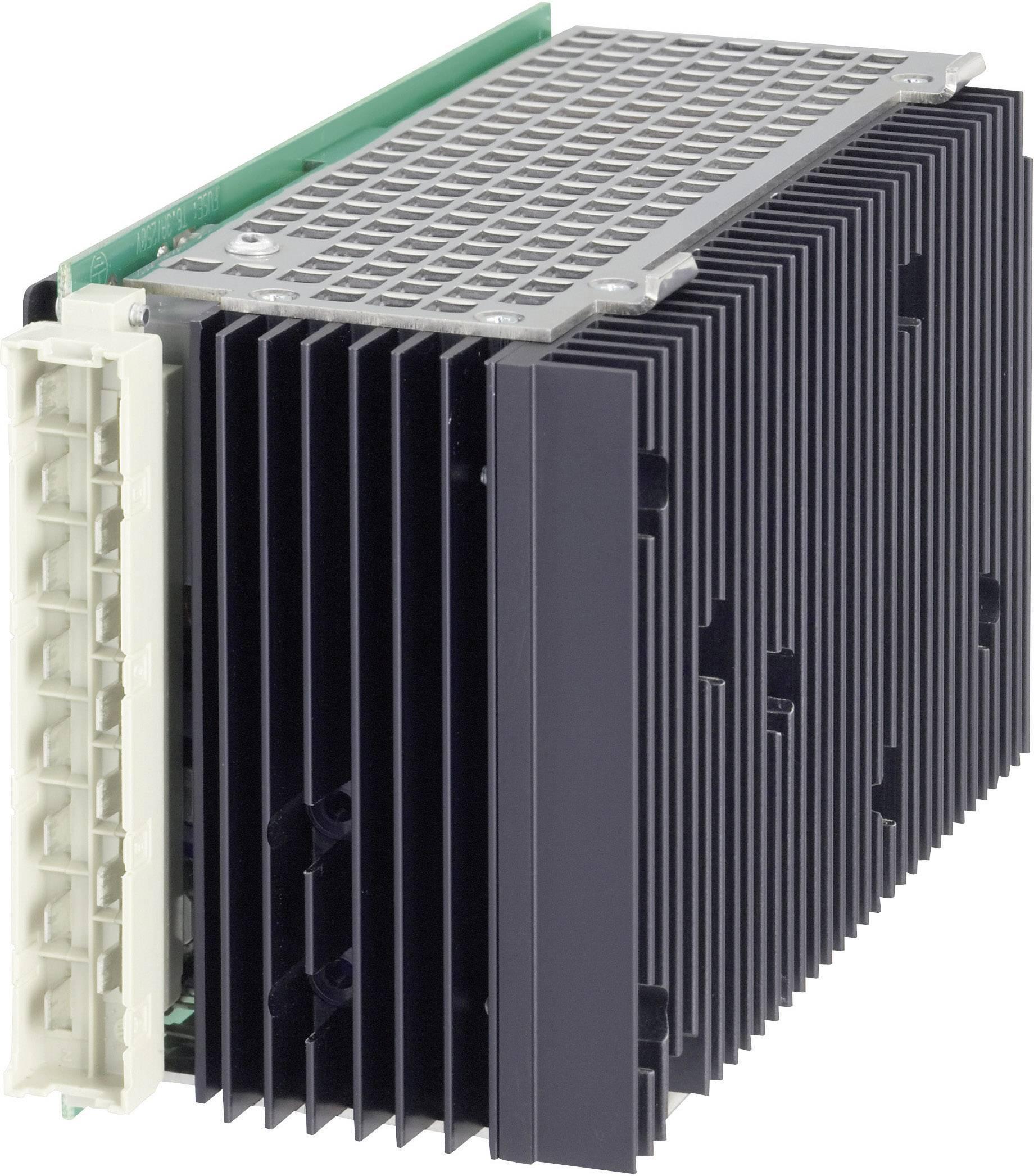 Vestavný spínaný síťový zdroj mgv P250-15151PF na DIN lištu, 15 V/DC / 15 A