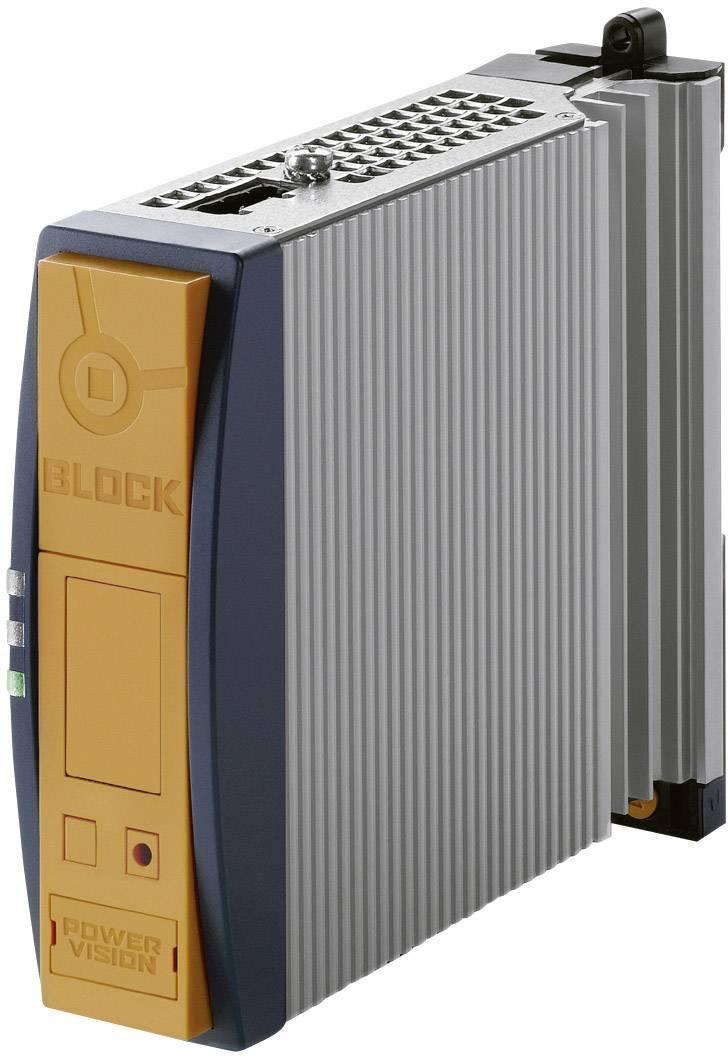 Napájecí zdroj na DIN lištu Block PVSE 230/24-10, 10 A, 24 V/DC