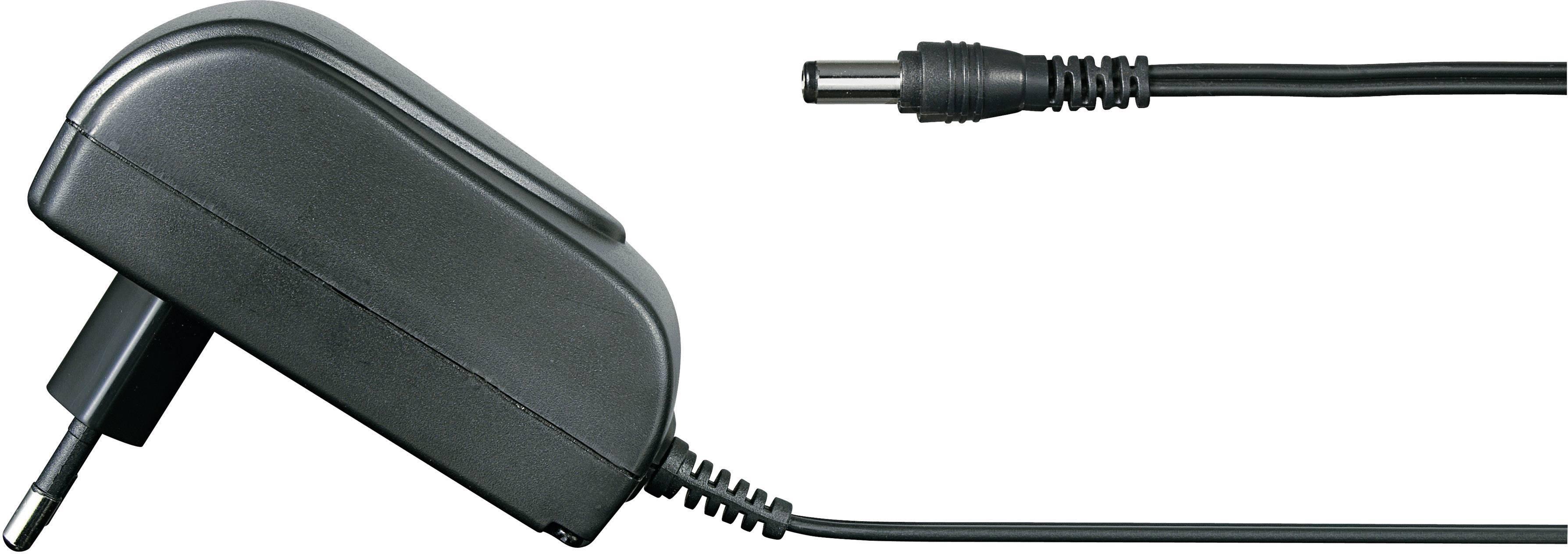 Zásuvkový adaptér so stálym napätím VOLTCRAFT FPPS 24-18W, 18 W, 750 mA
