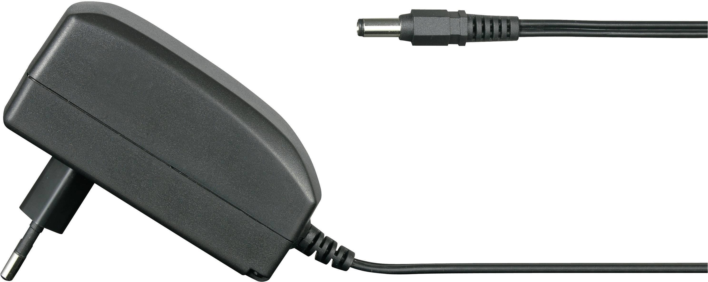 Síťový adaptér Voltcraft FPPS 18-27W, 18 V/DC, 27 W