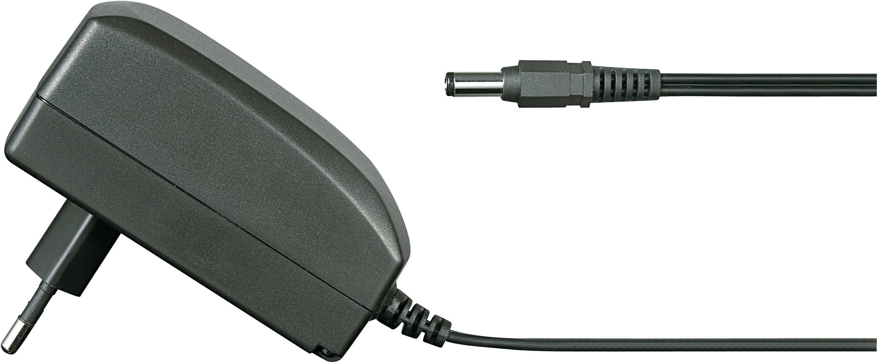 Síťový adaptér Voltcraft FPPS 24-27W, 24 V/DC, 27 W