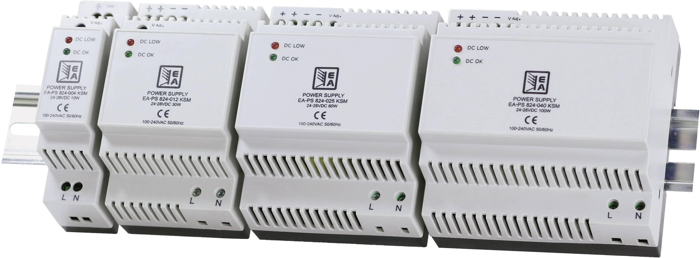 Zdroj na DIN lištu EA Elektro-Automatik EA-PS 824-025 KSM, 2,5 A, 24 - 28 V/DC