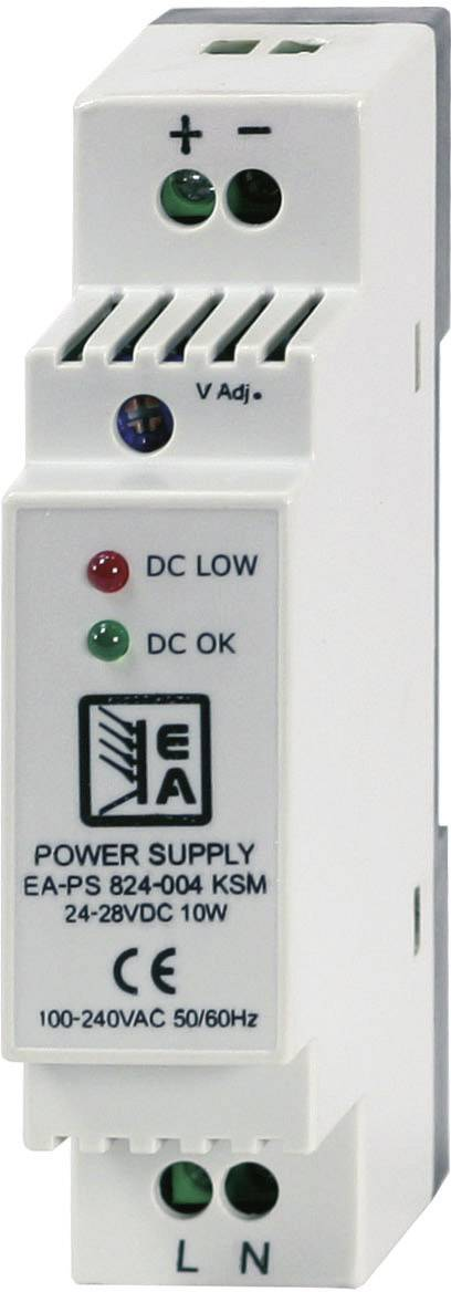 Zdroj na DIN lištu EA Elektro-Automatik EA-PS 824-004 KSM, 0,42 A, 24 - 28 V/DC