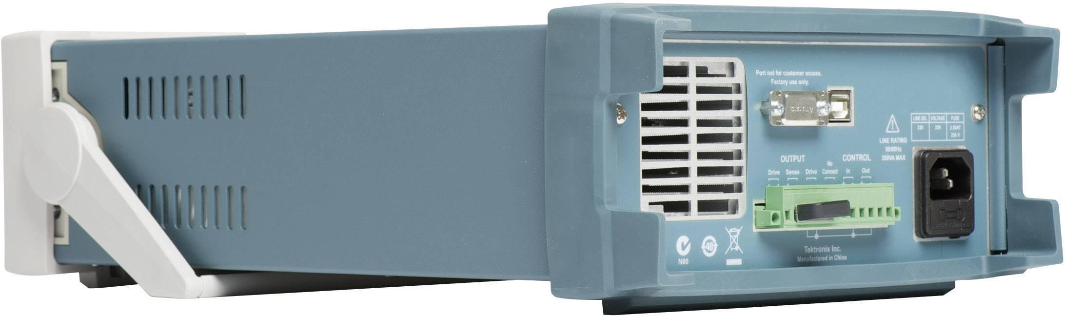 Programovatelný laboratorní síťový zdroj Tektronix PWS4602, 0 - 60 V/DC, 0 - 2,5 A, 150 W