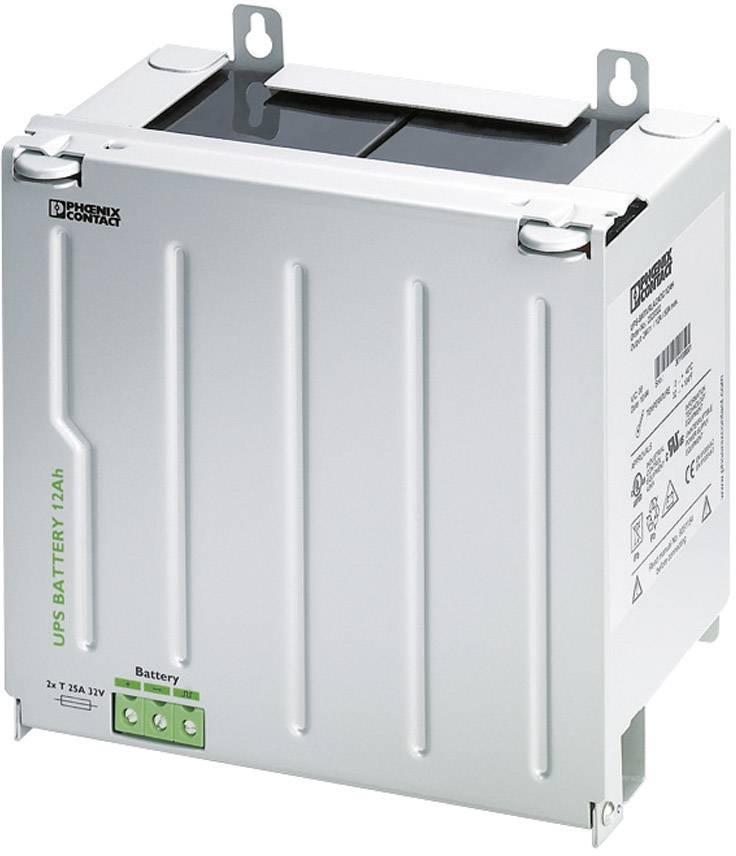 Úložisko energie Phoenix Contact UPS-BAT/VRLA/ 24DC/12AH 2320322